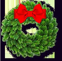 Cedar Grove Cemetery Christmas Wreaths Now Available