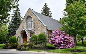Gilman Chapel, Cedar Grove Cemetery, Dorchester, MA