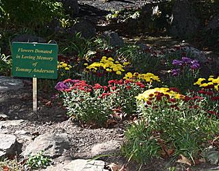 Cedar Grove Cemetery - Sponsor the Flower Beds